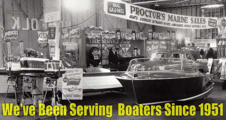 Proctor Marine : Serving Boaters since 1951